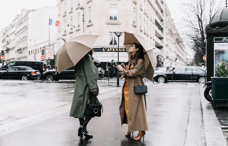 Pierce bag fashion trend