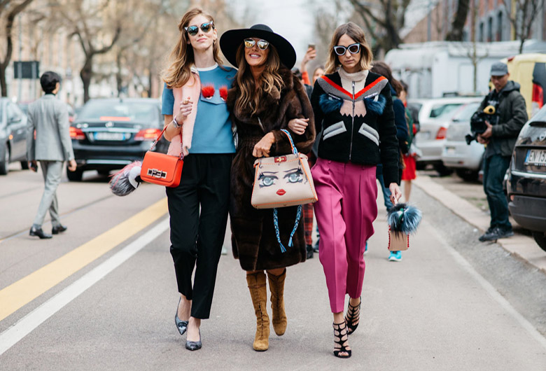 fashion week street style latest summer handbags fashion trends