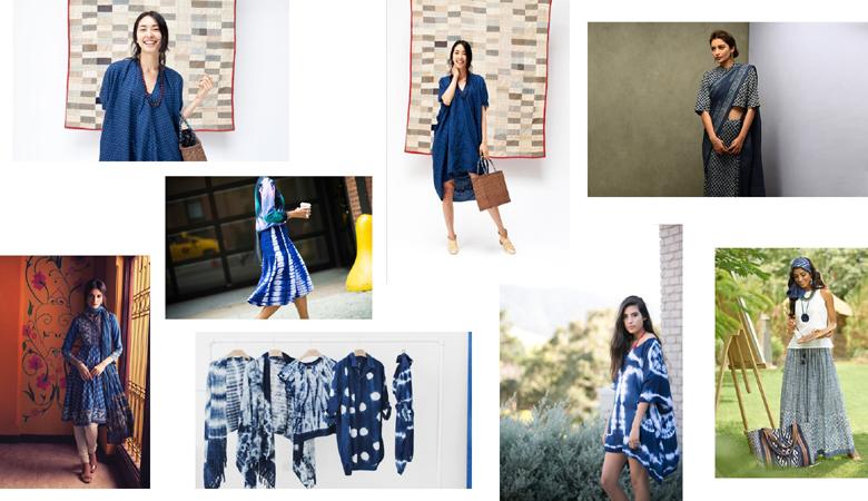 Indigo clothing summer fashion trends