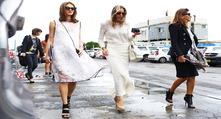 Sydney fashion week street style – Australian style fashion week 2014