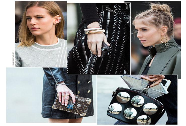 New York fashion week 2016 jewelry