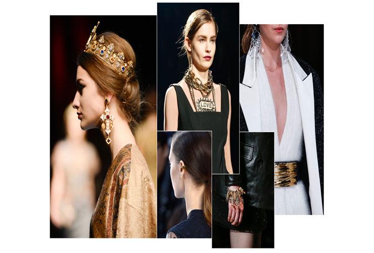 Women fashion jewelry designer baroque style cross rhinestone dangle