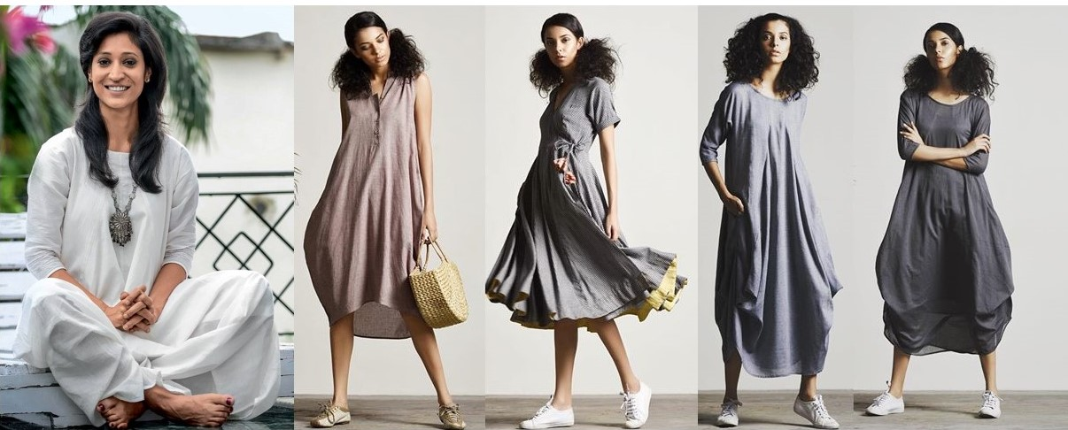 shilpi yadav kharakapas mulmul clothing styles