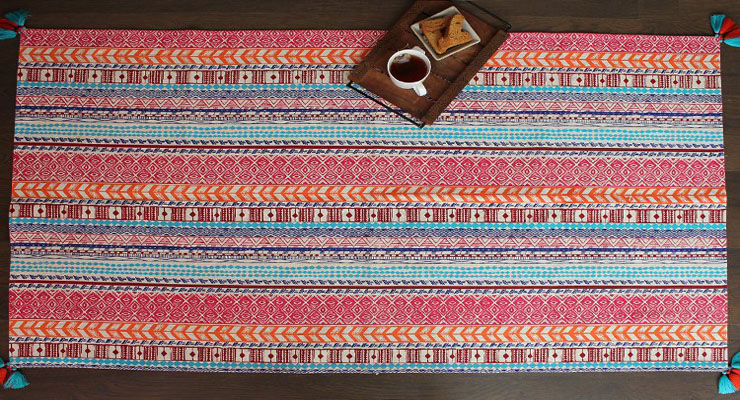woven fabric – Table cloth – designer prints and patterns