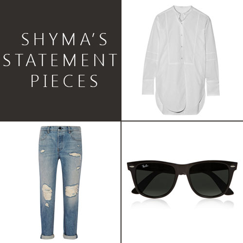 Go-to outfit ideas by Shyma shetty – closet must have's guide for women