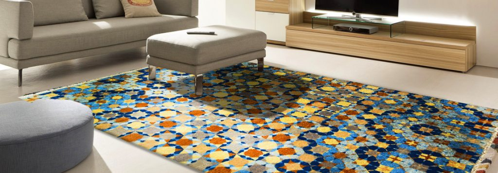 Small apartment interior design designer Rugs