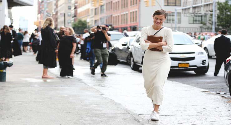 New York Fashion Week street style fashion 2016