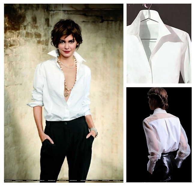 Camicia Bianca White Shirt