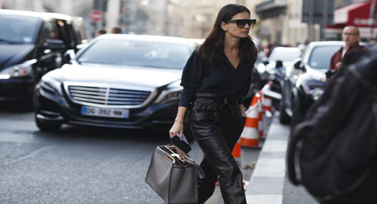 Paris fashion week street style 2015 – Parisian street style