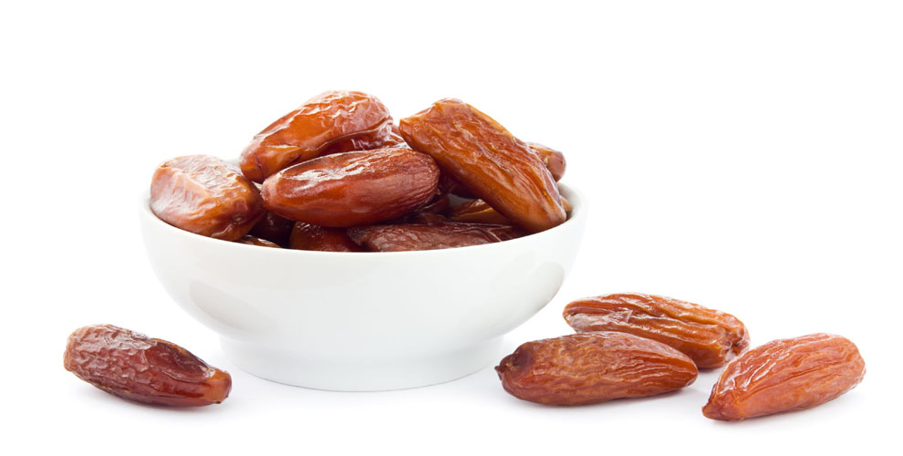 fresh dates and dried dates for anti-ageing