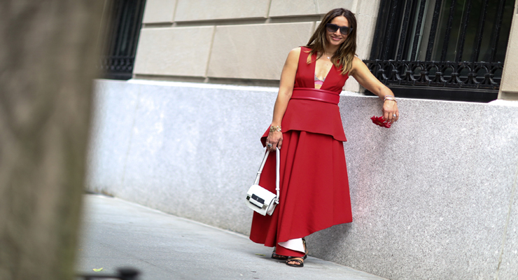NYFW 2015 street style - New York fashion week
