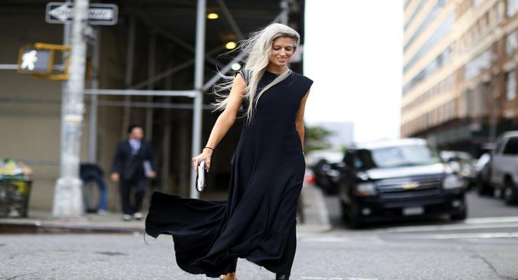 New York fashion week 2015 street style – dressing in black