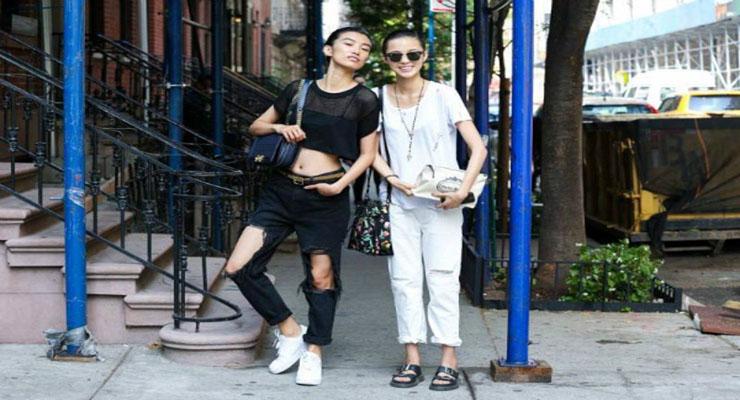 Alicia keys celebrity street style fashion