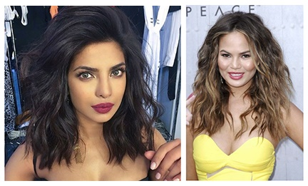 priyanka chopra – hair style inspiration layered long bob