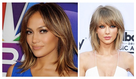 2014 billboard music awards taylor swift's shairstyle – the shag cut