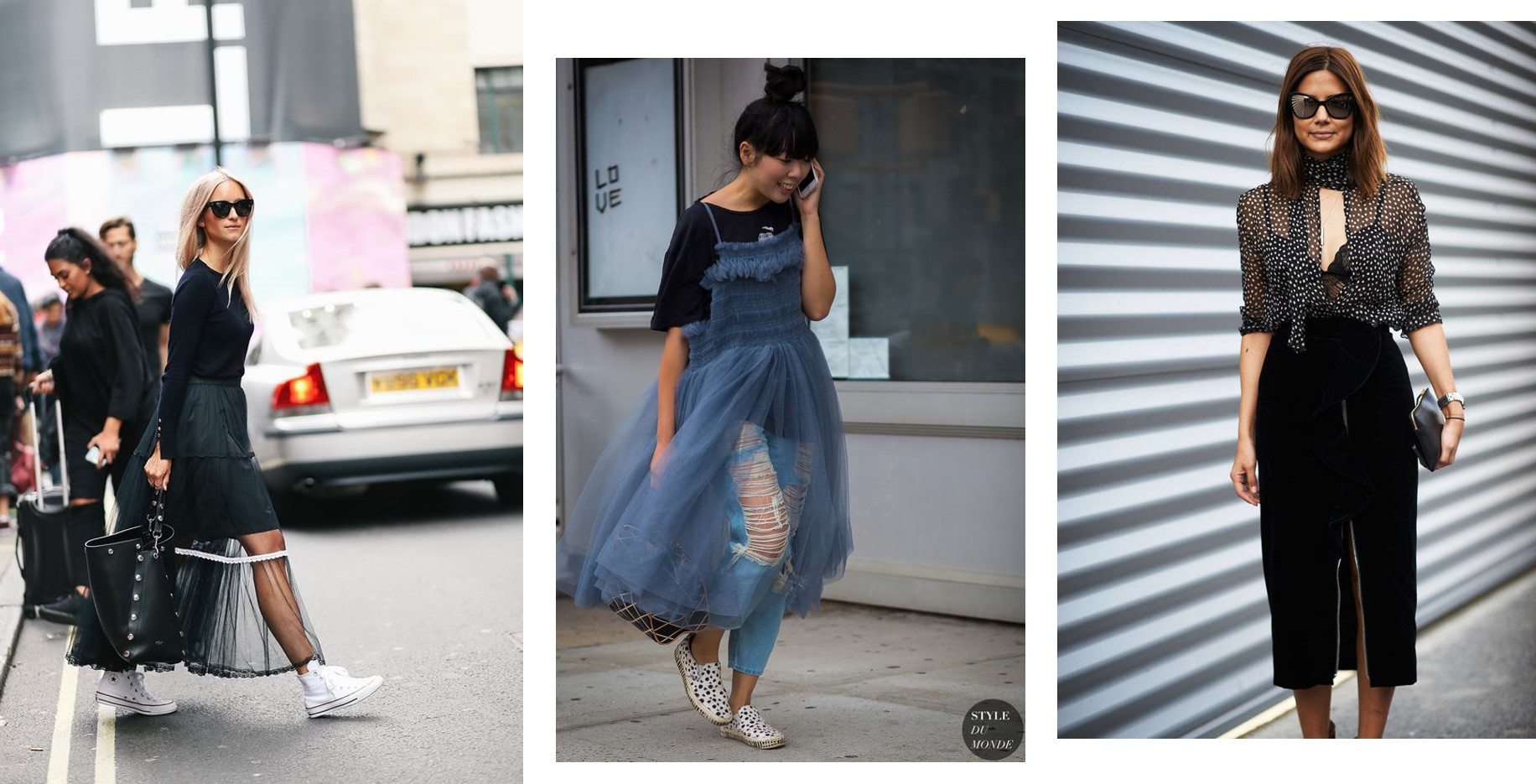 Tulle fabric in fashion – Tulle clothing for summer season
