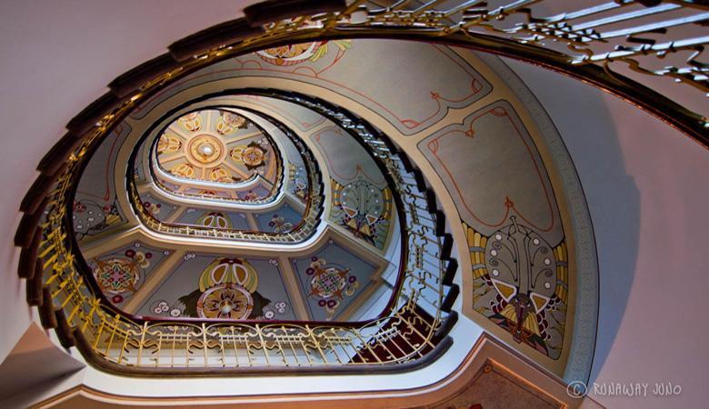 Riga art nouveau museum Art inspiration
