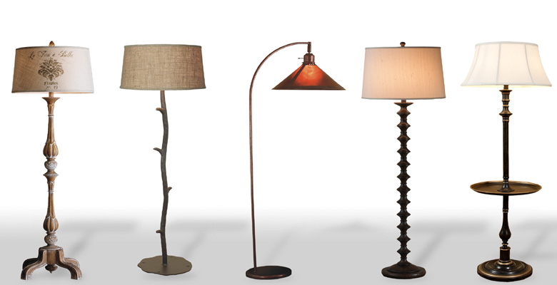 pottery barn floor lamps for home décor