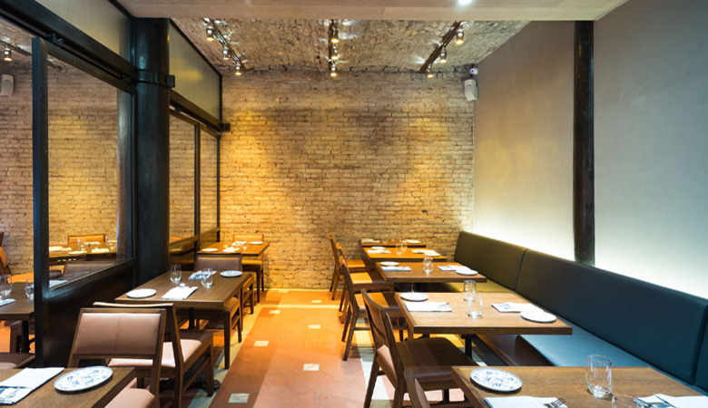 Indian restaurant in NYC Paowalla by Chef Floyd Cardoz – Ambience