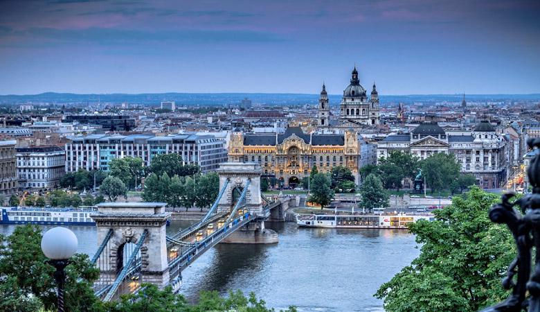 Tourism Destination Budapest