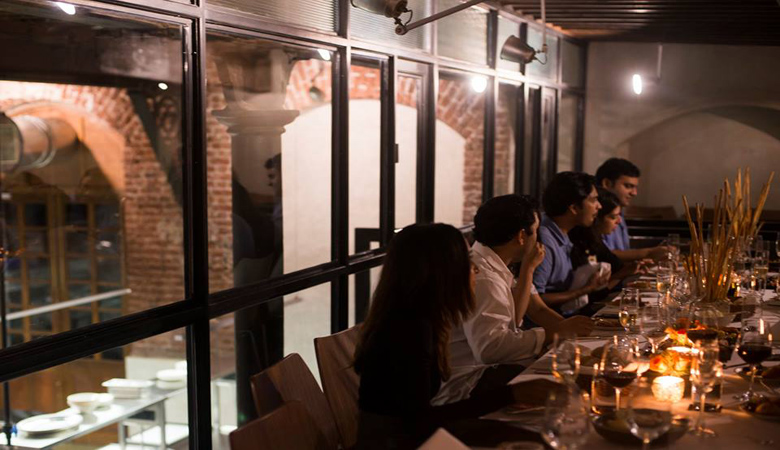 Fine Dining and Open Kitchen in Byculla