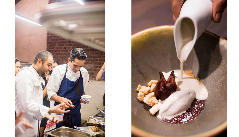 Chef Conrad Dsouza at Magazine Street Kitchen
