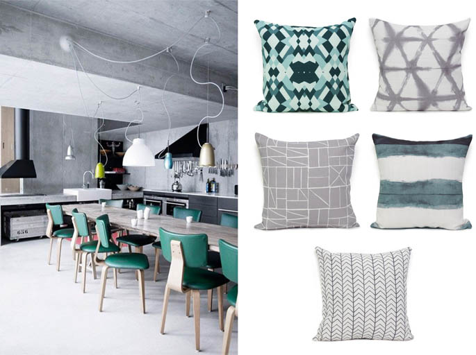 Enliven your living space with Shibori
