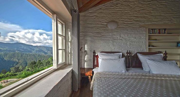 jilling terraces matial – places for vacation stay uttarakhand