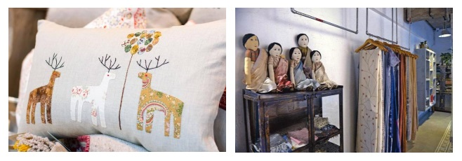 anavila-misra-cushions with animal prints stag