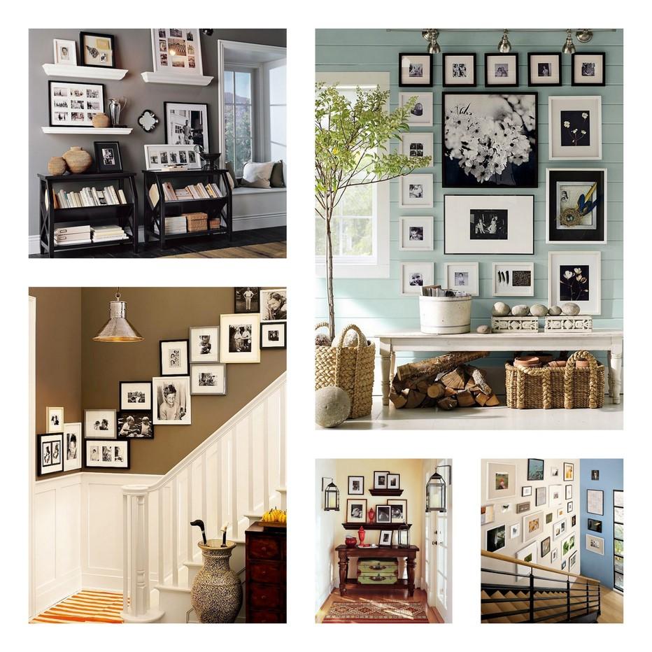 decorate a blank wall – wall décor ideas