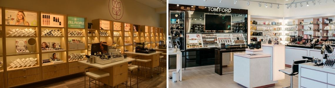 THESE USA-BASED BOUTIQUE OUTLETS PROVIDE THE BEST AMALGAM OF BEAUTY