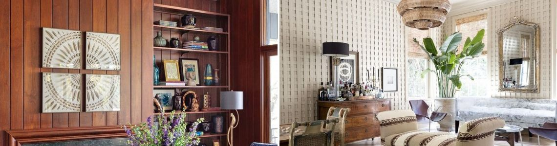 Living Room Designs Indian Style Middle Class, Redo Your Interiors With These Modern Wall Panelling Ideas