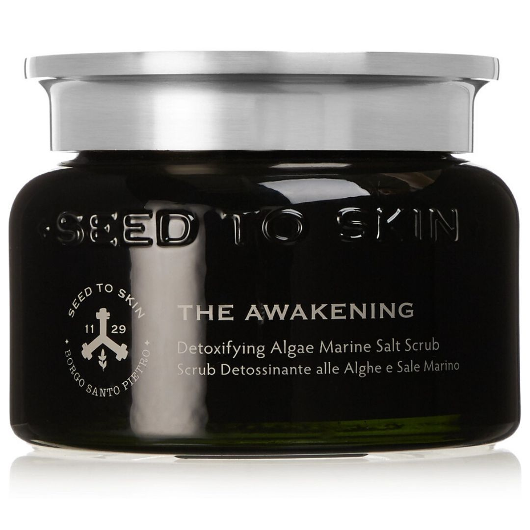 The Awakening Algae Marine Salt Scrub