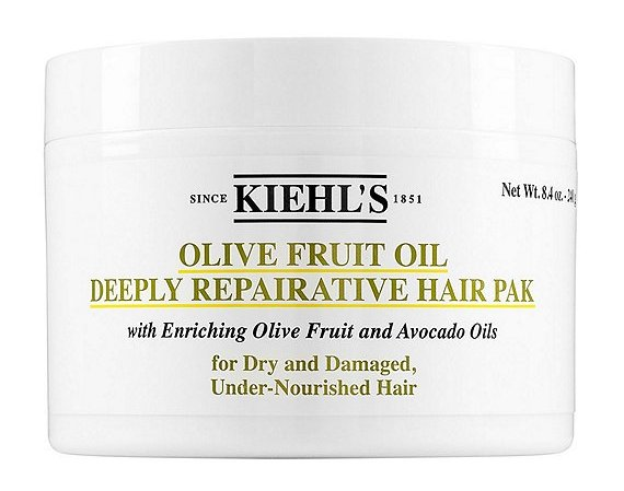 Kiehls Olive Fruit Oil Deeply Repairative Hair Mask
