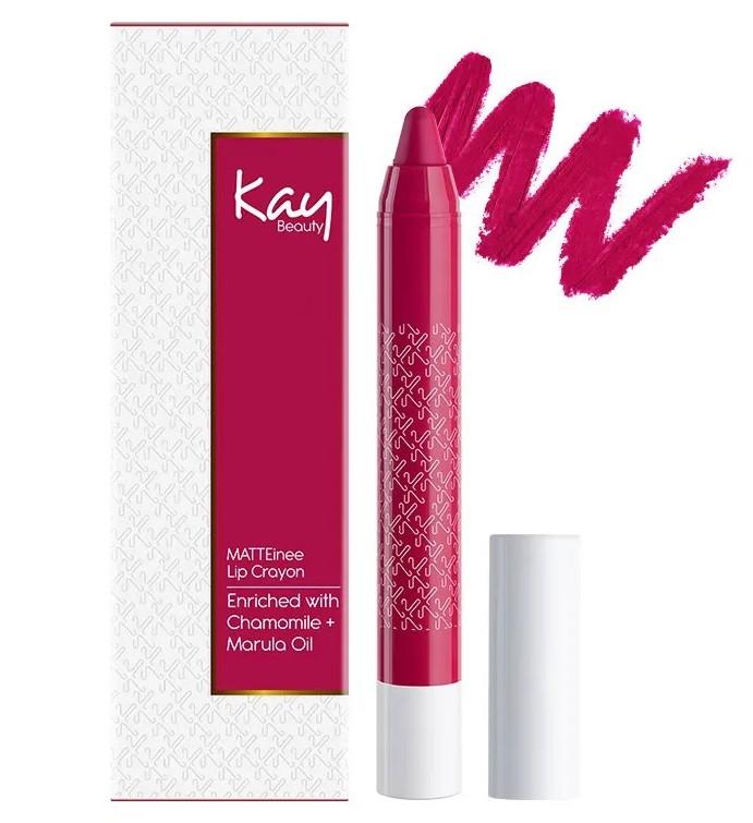 Kay Beauty Matteinee Lipstick - Entourage