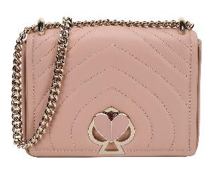 Flapper Pink Amelia Convertible Small Shoulder Bag